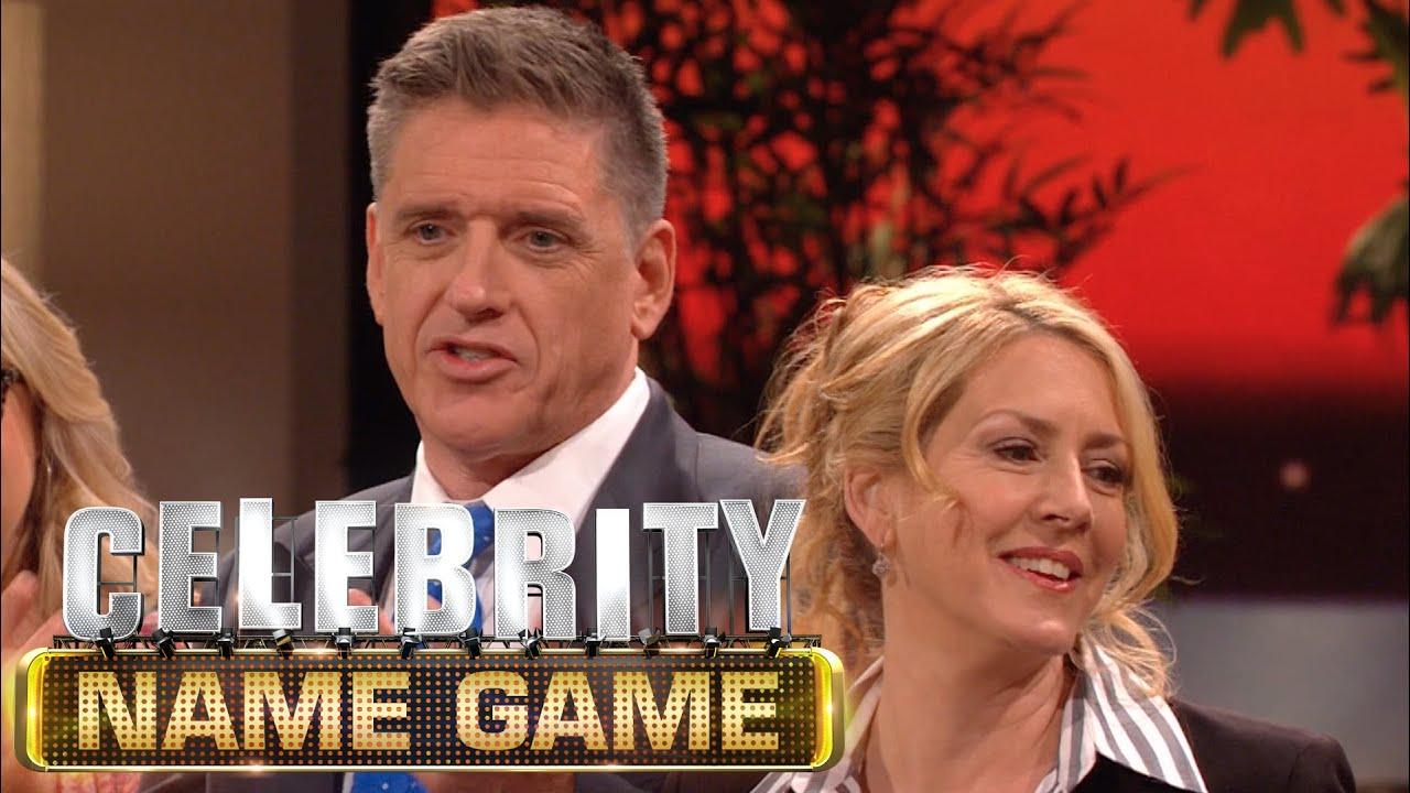 Craig ferguson celebrity name game ratings