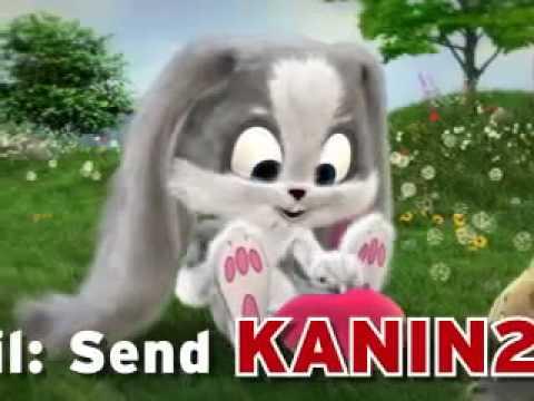 Schnuffel Bunny - Jag är Så Kär (svenska) video