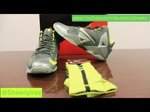 Nike LeBron 11 Dunkman Review
