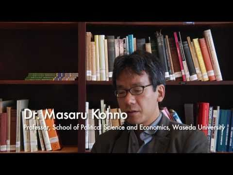 Domestic and International Japanese Politics in the 21st Century - Dr. Masaru Kohno
