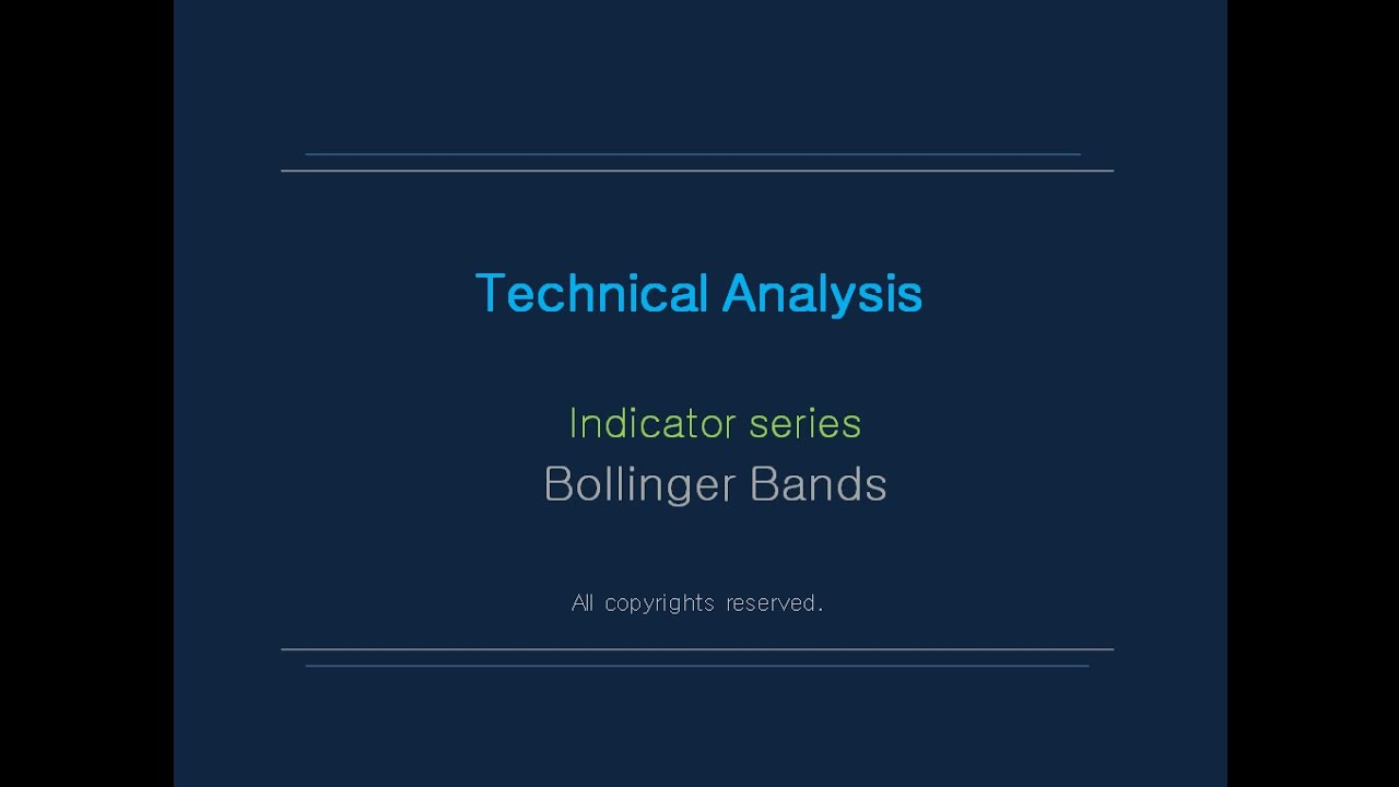 Bollinger bands simple