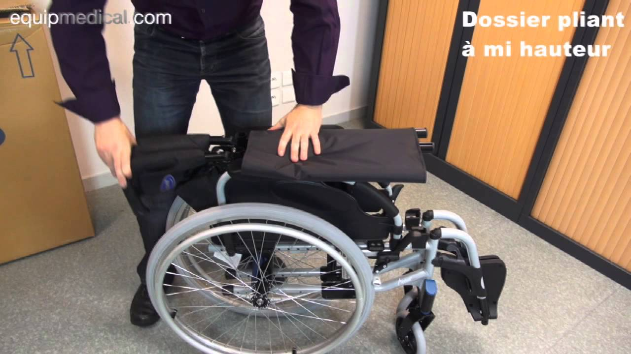fauteuil roulant 2ng invacare
