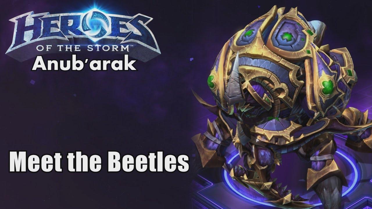 Anub'arak Guide: Un-Beetle-ble - BlizzPro's Heroes Of ...