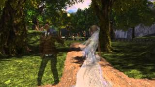 Second Life: The wedding of Lisa and Cameron