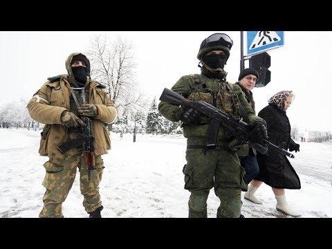 Мятеж в ЛНР и миллиардеры в неволе | ЧАС ОЛЕВСКОГО | 22.11.17