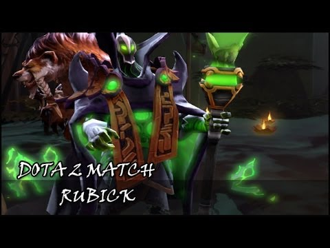 DOTA 2 with alan: Rubick