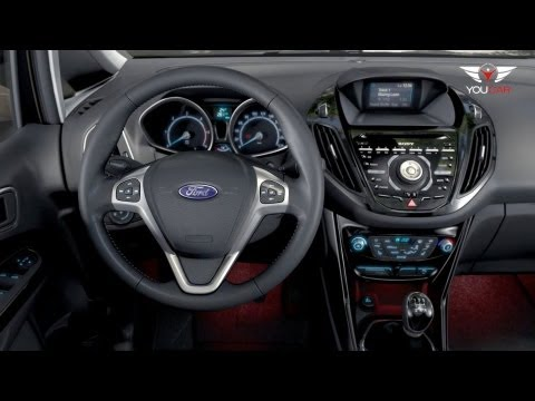 2013 Ford B Max Interior Youtube