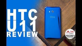 HTC U11 Review - The Squeezable Superphone