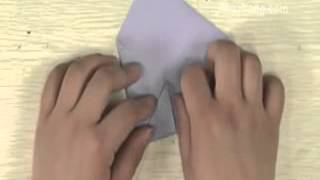 How To Origami Dress