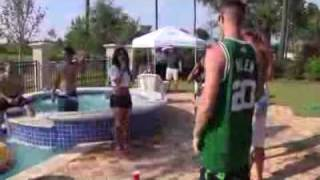 Sennheiser Sound Tour Webisode 3 Pool Party Challenge GIRLS Edition