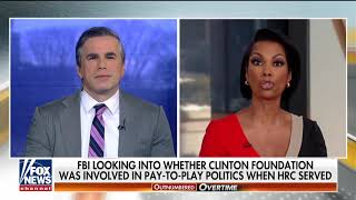 Fitton on Renewed Clinton Foundation Investigation: Comey Conducted a