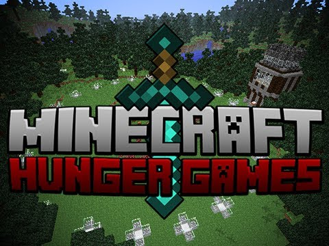 Minecraft Hunger Games w/Jerome! Game #61 - Theme Song!