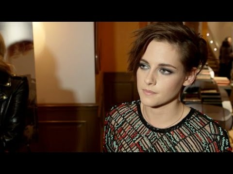 Kristen Stewart Talks Feeling Great at the Camp X-Ray Premiere