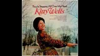 Watch Kitty Wells Theyre Stepping All Over My Heart video