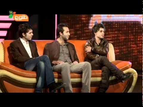 Afghan Star - Afghan Star 2011/12 Top 3 Talk show -02.03.2012