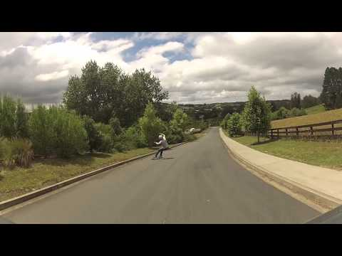 Longboarding NZ: Some More Gopro