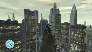 GTA IV PC - Flying Rats Endangered Species Achievement - at the beginning of the game Part 6 (of 6)