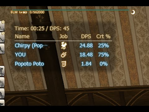 FFXIV RainbowMage miniparse Overlay Plugin for ACT Parser setup guide