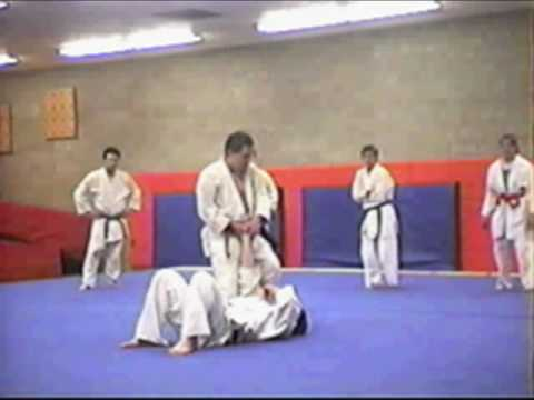Powerful Jujitsu Throws and Locks - Keith Schwartz Image 1