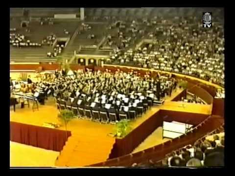 Certamen Valencia 1994 - CIM La Armonica de Buñol - Consagracion de la Primavera - I - I.Stravinsky