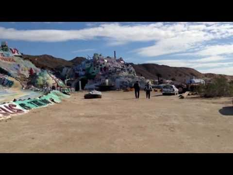Salvation Mountain, Slab City, Niland CA