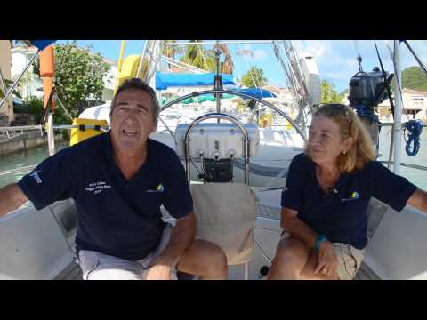 Meet Brian and Pippa, owners of Miramar Sailing