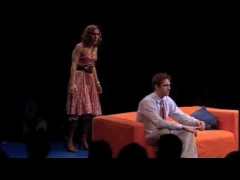 Even Though-I Love You Because, Original Off-Broadway Production