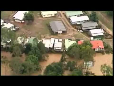 Queensland Flood News  10/01/11