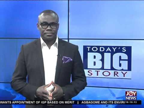 Nigeria @ 55  - Today's Big Story on Joy News (1-10-15)
