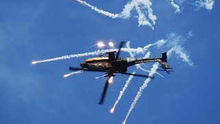 Look Behold The Ah 64 Apache Attack Helicopter And All Of Its Weapons