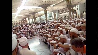 Mahmud Efendi Hazretleri Umre 2011 (Medine)