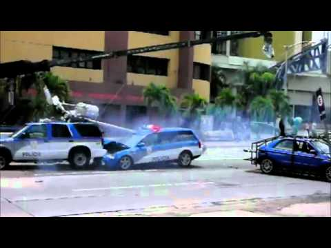 Fast And Furious 5 Making Of video