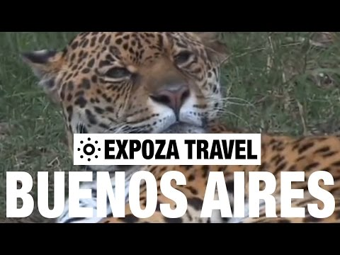 Buenos Aires Vacation Travel Video Guide
