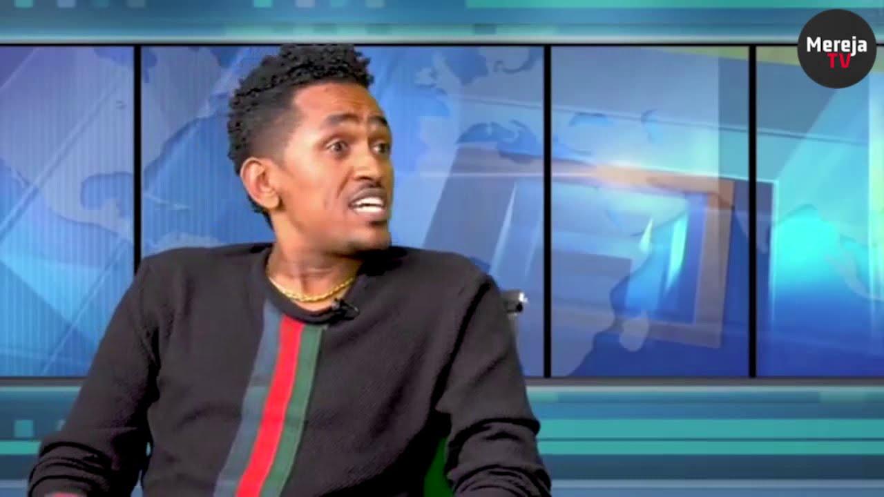 Hachalu Hundesa talks about Ethiopiawinet