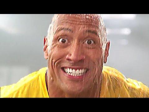 AGENTS PRESQUE SECRETS Bande Annonce VF (Dwayne Johnson, Kevin Hart - Comédie)