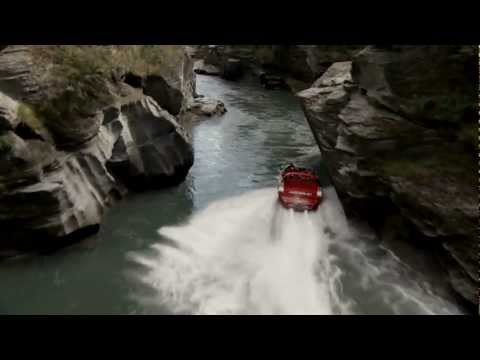 Shotover Jet - 'The World's Most Exciting Jet Boat Ride' (90sec)