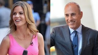Natalie Morales And Matt Lauer Deny Relationship Rumors — Again