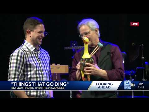 Things that go Ding! on WISN Channel 12 news at 11