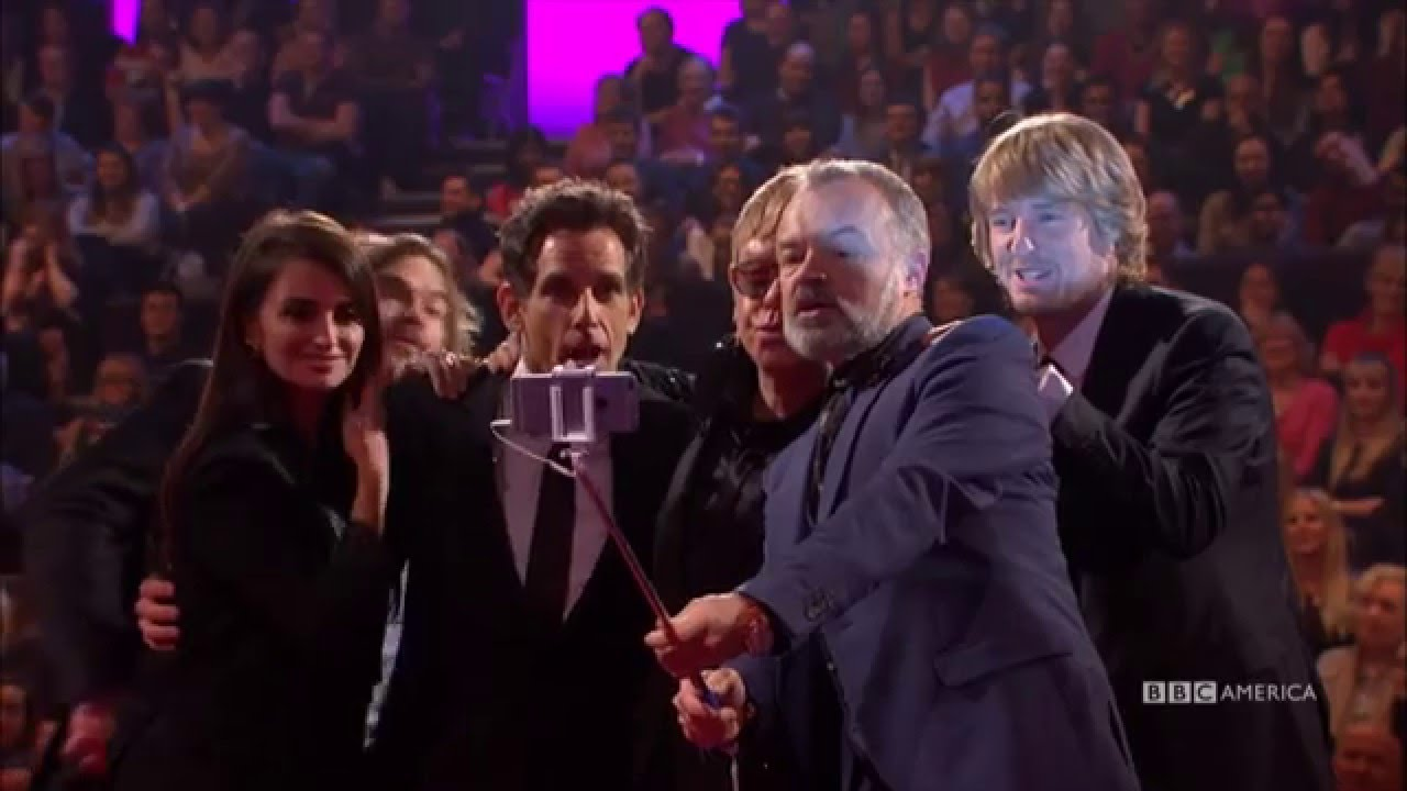 The Biggest Selfie Stick In The World - The Graham Norton Show