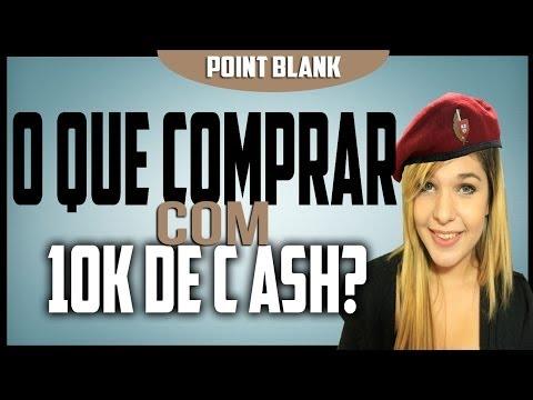 PointBlank - O que comprar com 10k de cash ?