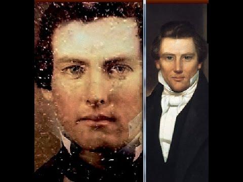 joseph smith mormon prophet photograph found youtube