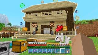 Мой первый мир Майнкрафта на PS4  Майнкрафт Открытия