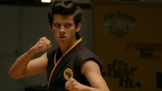 Miguel becomes a Beast  Cobra Kai Cant Hold Us  Ma