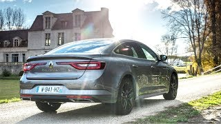 2019 Renault Talisman S-Edition With Alpine A110's Engine