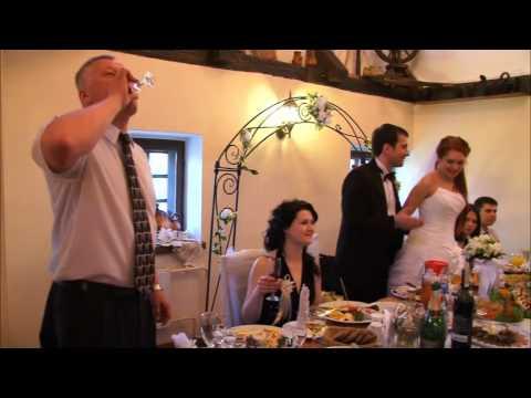 Поздравления на свадьбу убойные
