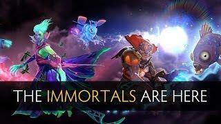 Dota 2 TI4 Compendium - The Immortals are here