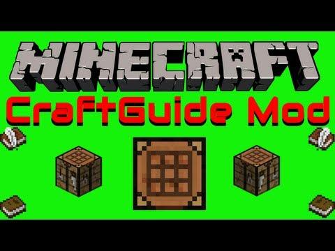 CraftGuide Mod for Minecraft 1.4.7 | Sorenus Mods 44