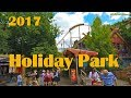 Holiday Park Haßloch 2017 - Park Video Clip von kirmesmarkus