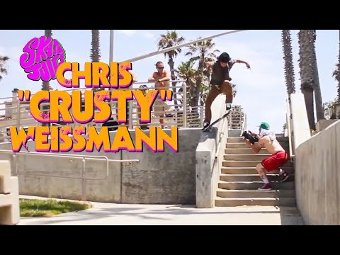 Chris Weissmann's Part From Skate Juice's 'Truth To Power'