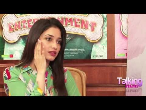 Entertainment: Tamannaah Bhatia Exclusive Interview part V